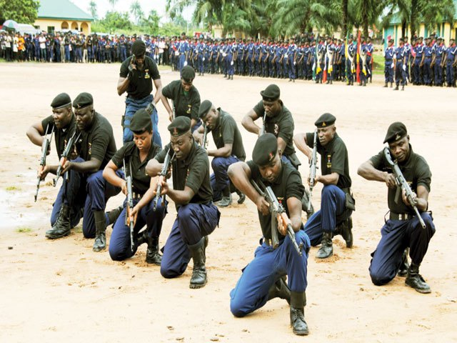 Buhari's visit: NSCDC, Police deploy 3,500 personnel to Niger